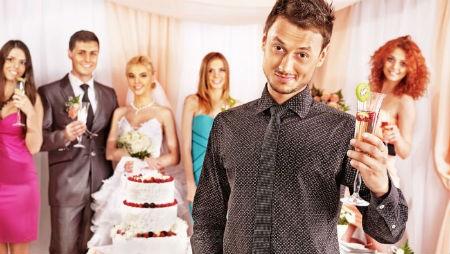 Поздравление от друзей и подружек жениха и невесты