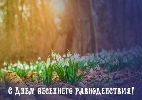 с Днем весеннего равноденствия!